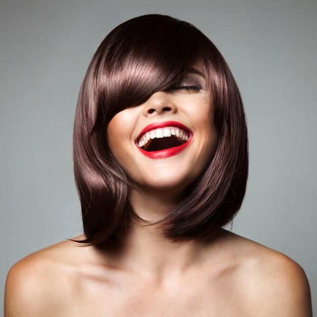 Vari tipi di tagli di capelli