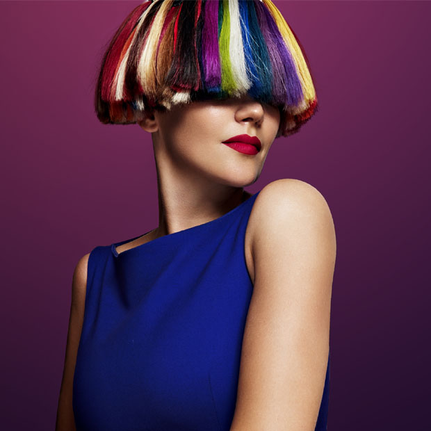 Capelli Colorati Tinte Arcobaleno Rainbow Hair